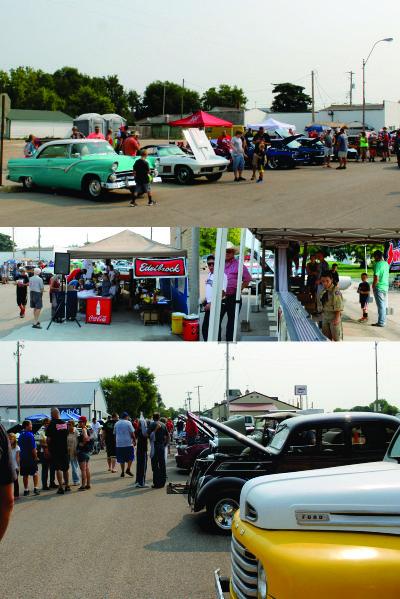 Silver Creek Nebraska Car Show