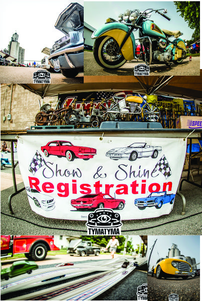 Elm Creek Car Show